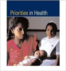 Priorities in Health