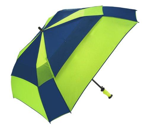 gellas-by-shedrain-4532-n-li-gel-handle-navy-lime-62-inch-arc-auto-open-vented-square-golf-umbrella