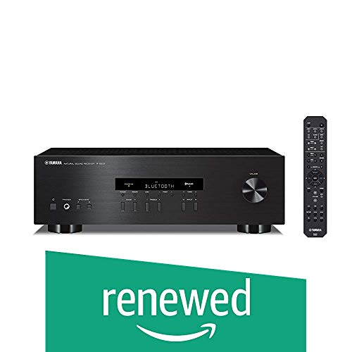 Yamaha R S202BL Stereo Receiver Renewed product image