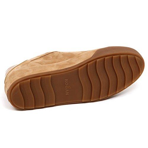 ecopelo Beige Fur Interno Inside R320 Shoe Donna Hogan Woman E4838 eco Sneaker wxqf7YcgWI