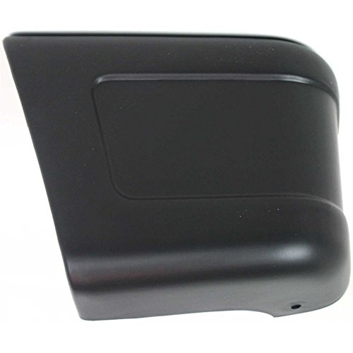 Evan-Fischer EVA1717209894 Bumper End for Suzuki Samurai 86-95 Front Right Side Plastic (Suzuki Samurai Bumper End)