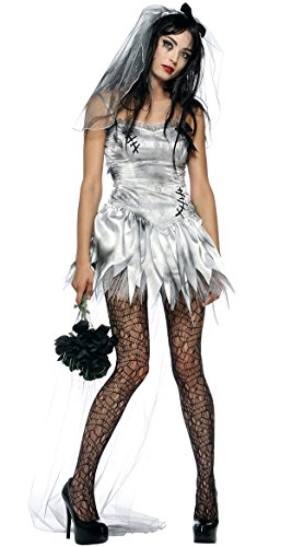 Zombie Bride Adult Costume - Medium
