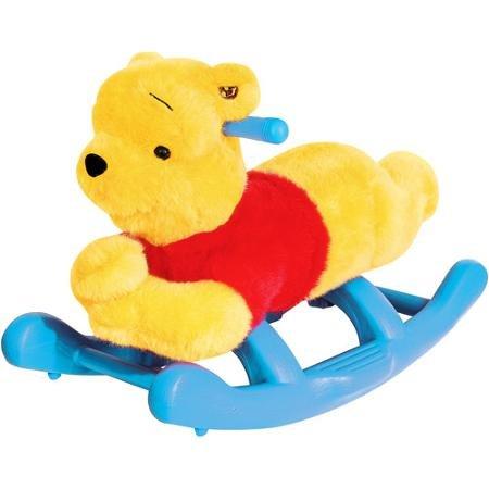 Winnie The Pooh Rocker (Kiddieland - Disney Winnie the Pooh Plush Rocker)