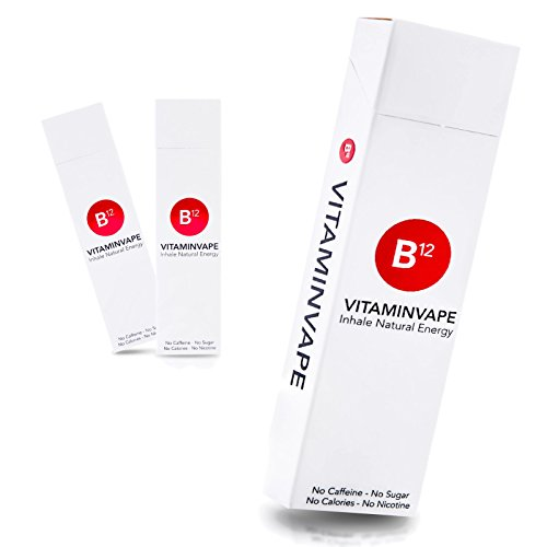 Price comparison product image Breathe B12,  the best way to take vitamin B12. Absorption through the lungs has been found to be 100's of times more effectively absorbed than pills. Save time and money compared to shots.