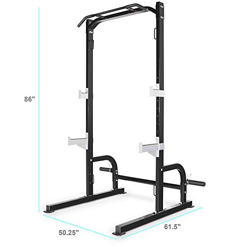Marcy SM-8117 Olympic Cage System for Home Gym