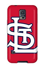 4360407K594291651 st_ louis cardinals MLB Sports & Colleges best Samsung Galaxy S5 cases