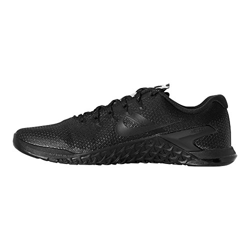 Multicolore Black Compétition Chaussures Femme Nike de WMNS Metcon 001 Selfie Black Running 4 chrome qxzZvw0