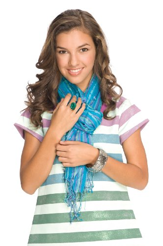 Wizards of Waverly Place Alex Russo Accessory Kit (Hannah Montana Scarf)