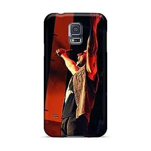 KellyLast Samsung Galaxy S5 Durable Hard Phone Cover Unique Design Lifelike Avenged Sevenfold Series [ppb3642eLjt]