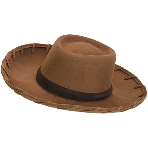 Toy Story - Woody Hat Brown (Adult Hats)