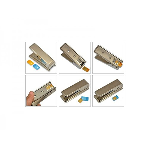 Third Party - MicroSIM Cutter - 0583215005782