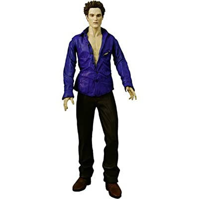 "Twilight New Moon ""Edward Cullen (Sparkle) "" 7"" Action Figure: Toys & Games"