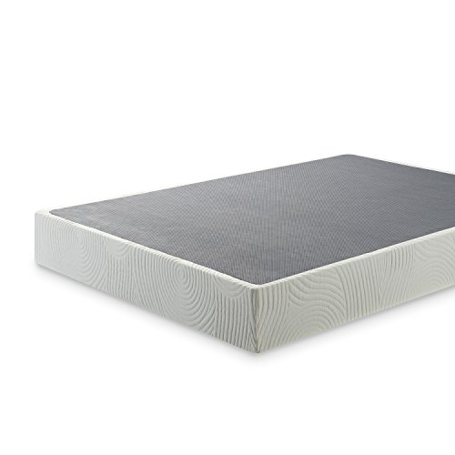 zinus 9 inch quick lock high profile smart box spring mattress foundation strong steel. Black Bedroom Furniture Sets. Home Design Ideas