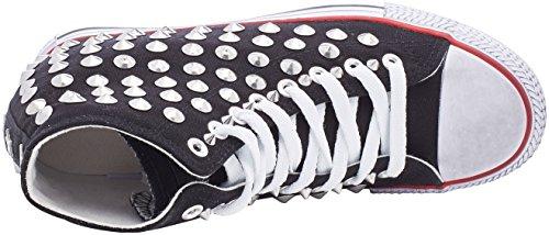 Collo Sneaker Sneakers Alto Primadonna Donna a Nero vZRtHwHqx