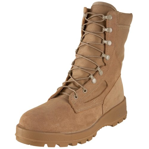 Wellco Men's Temperate Weather Waterproof Combat Boot - stylishcombatboots.com