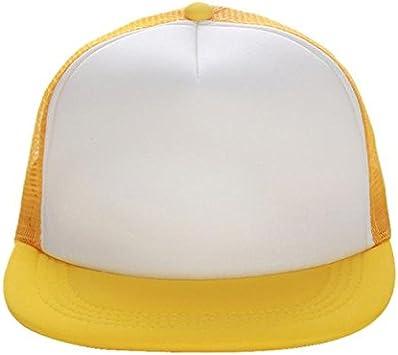 Hunpta@ Sports Mesh Baseball Cap Summer Breathable Mesh Baseball Sun Cap Sport Quick Drying Hats Unisex Running Visor Cap with Adjustable Buckle Closure