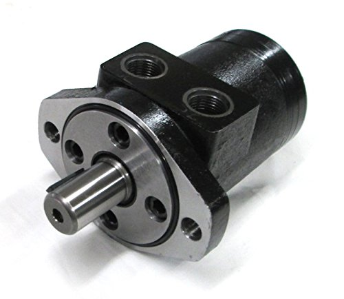 Speed High Torque Hydraulic Motor - 9