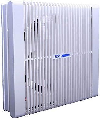 高須産業 居間用換気扇20cm 排気 TS-200 ホワイト