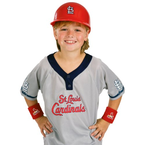 Franklin Sports MLB St. Louis Cardinals Youth Team Uniform Set -