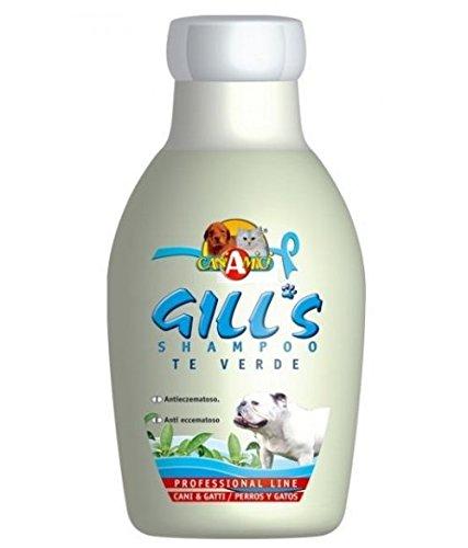 Gills Shampoo té verde para perros o gatos, antiecmatoso: Amazon.es: Deportes y aire libre