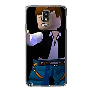 Scratch Protection Cell-phone Hard Covers For Samsung Galaxy Note3 (Fjs11545RsoD) Support Personal Customs Colorful Strat Wars Pictures