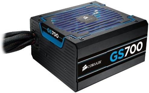 Corsair GS700 - Fuente de alimentación, 700 W, voltaje de entrada ...