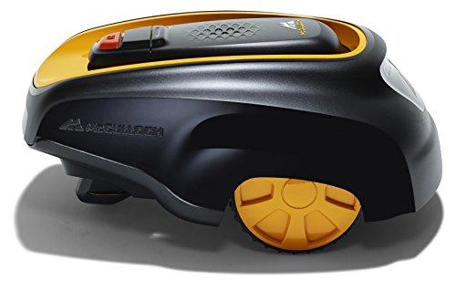 McCulloch R600 Cordless Robotic Lawn Mower, 18 V