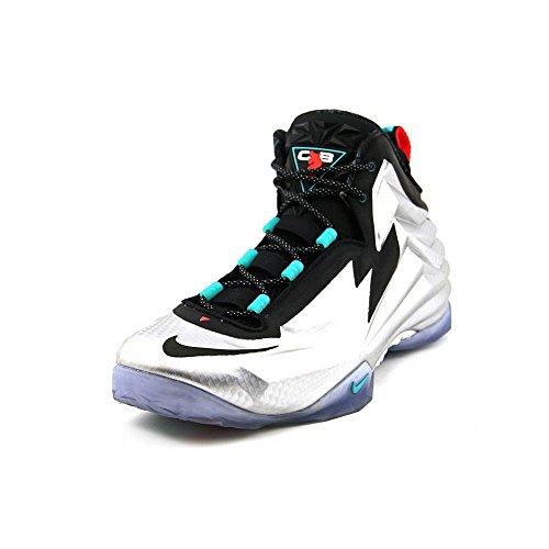 Nike Chuck Posite Lifestyle Men US 11 Silver Basketball Shoe