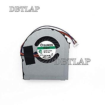 DBTLAP CPU Ventilador para Lenovo ThinkPad T420 T420i 04W0409 04W0627 0B46252 Ordenador portátil Ventilador: Amazon.es: Electrónica