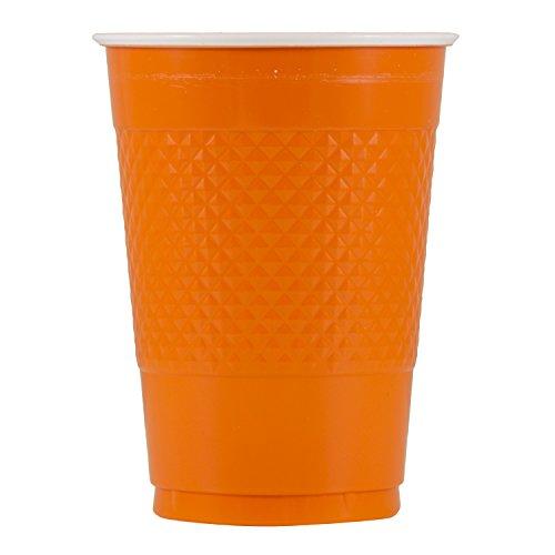 JAM-Paper-Plastic-Cups-16-oz-Orange-20pack