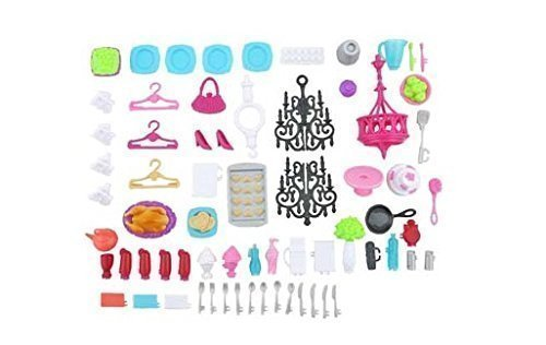 Barbie Dream Replacement Accessories Plates