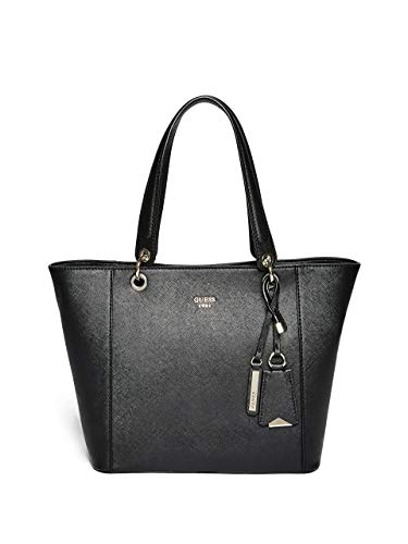 GUESS Kamryn Tote, Black,One size