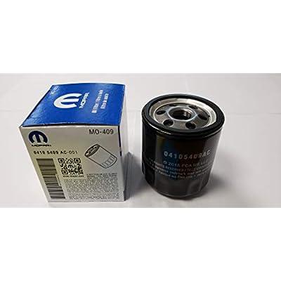 Mopar 4105409AC Oil Filter: Automotive