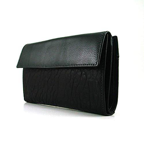 Cartera para mujer, hecho a mano en España, marca casanova, hecha en piel de vacuno, Ref. 23518 Negro: Amazon.es: Handmade