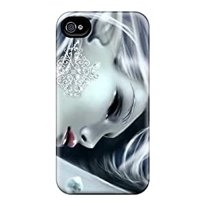 Protective Cases With Fashion Design For Iphone 6 (beauty For Abi Abinan27)