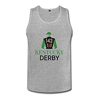 kentucky derby derby logo tank top for mens t shirts
