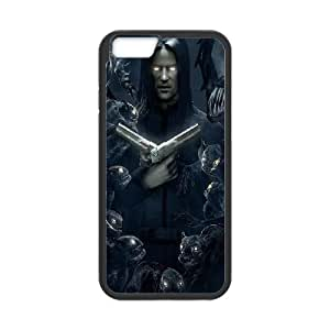 Halloween Monsters Desert Eagles iPhone 6 4.7 Inch Cell Phone Case Black toy pxf005_5859791