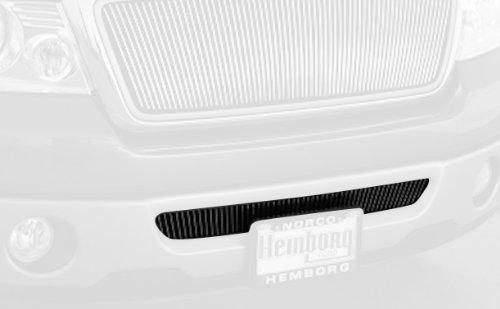 T-rex Vertical Bumper Billet Grille - TRex Grilles 35555 Vertical Aluminum Polished Finish Billet Bumper Grille Bolt-on for Lincoln Mark LT