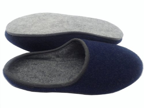 Gibra, Women's Slippers Bleu - Blu