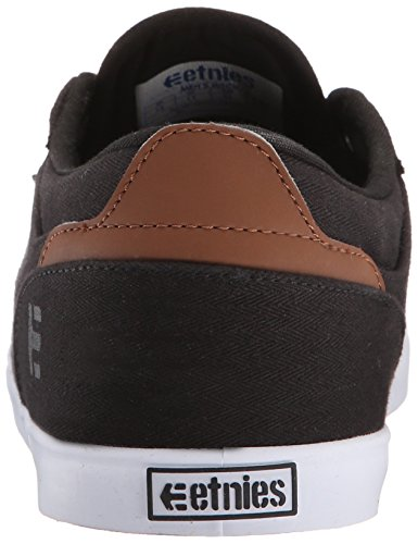 Etnies HITCH - Zapatillas de skate Hombre Negro - Black (Black/Brown 590)