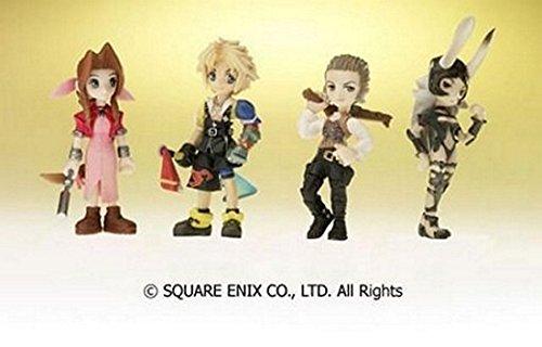 Final Fantasy Trading Arts Vol. 3 Mini Figure Set of 4 - Final Fantasy Trading Arts
