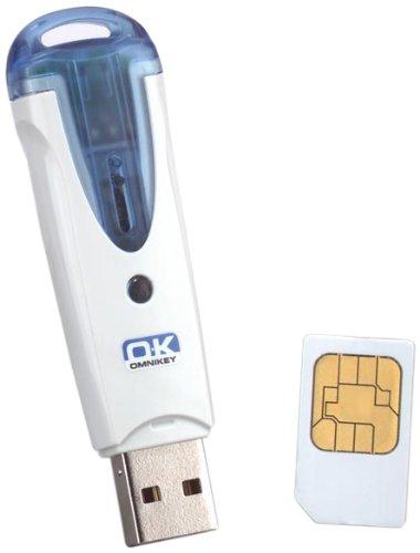 Omnikey HO6121 - Lector de Tarjeta SIM (USB), Blanco: Amazon ...