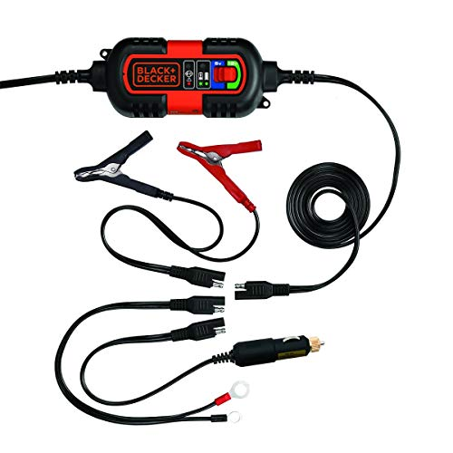 Price comparison product image BLACK+DECKER BM3B Battery Maintainer-Trickle Charger