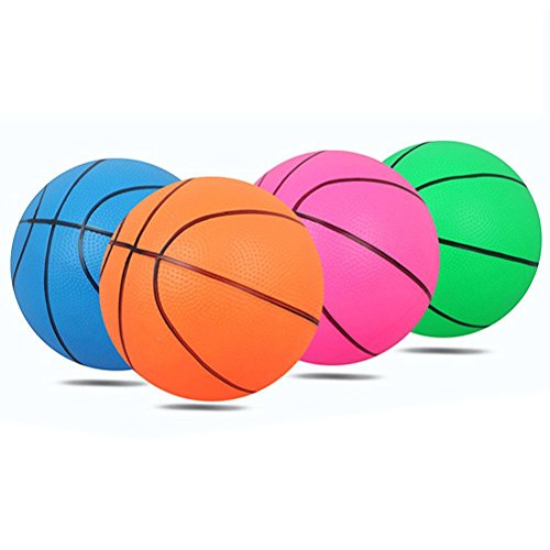 Tinksky Bouncy Basketball Indoor Outdoor