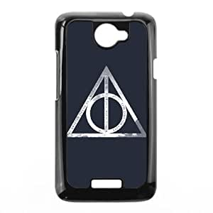 HTC One X Cell Phone Case Black Harry Potter N6W7SX