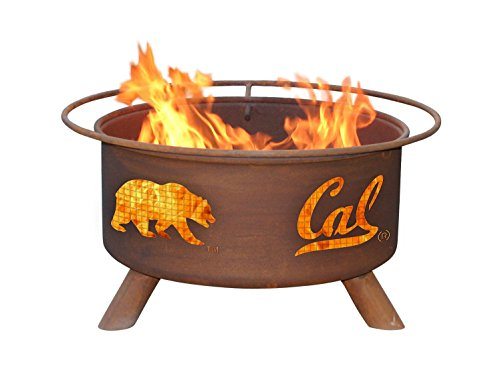 Patina Products F210, 30 Inch Cal Berkeley Fire Pit For Sale