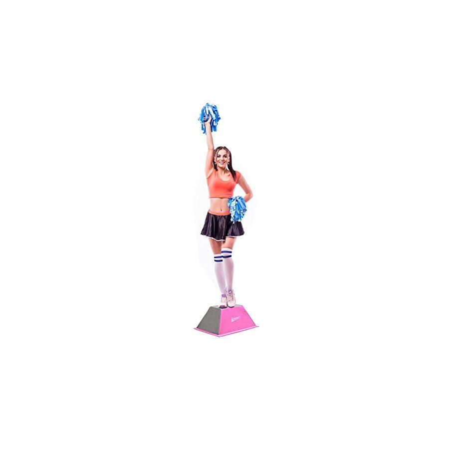 Juperbsky Stunt Training Stand, Cheerleading Balance Trainer