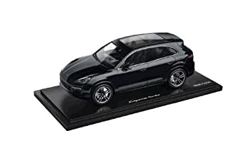 Amazon.es: Porsche Cayenne Turbo 1:18, moonlight blue metallic/black - WAP0213120J