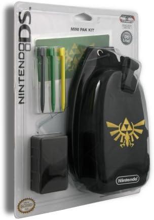 Nintendo DS Lite – Zelda MINI Pack Kit: Amazon.es: Videojuegos