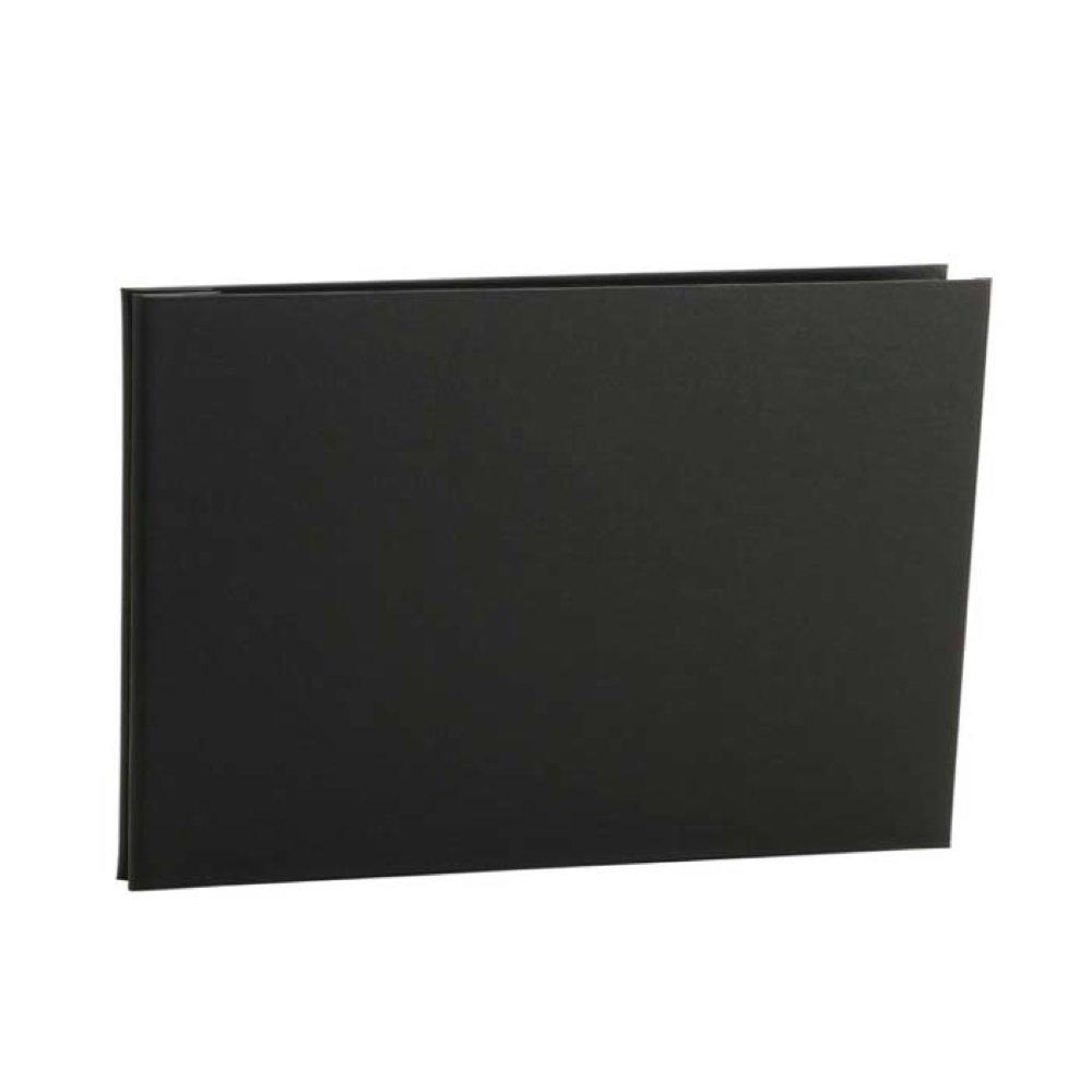 Pina Zangaro Bex Black Screwpost Binder, 11x17 Landscape Orientation (34423) by Pina Zangaro